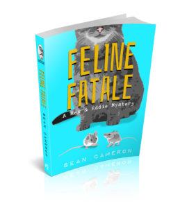 FelineFatale in 3D